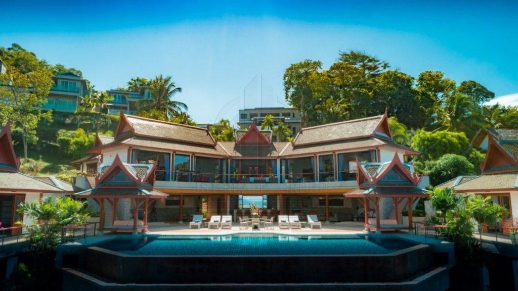 Villa for sale in phuket luxury villas
